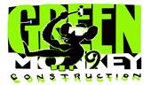 Green Monkey Construction logo