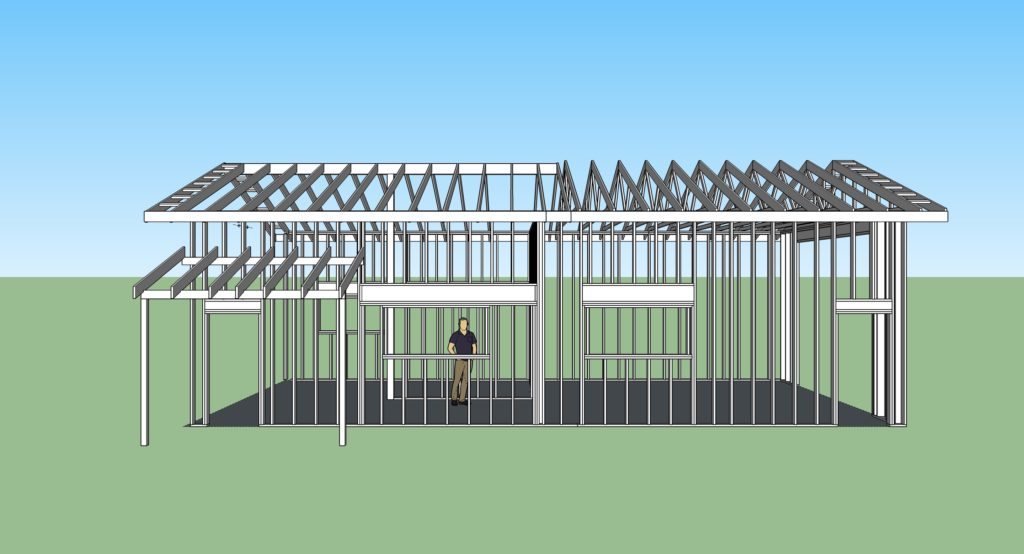 3D Computer Design - Studio/Garage